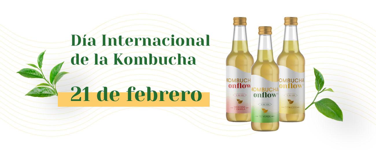 Día Internacional de la Kombucha